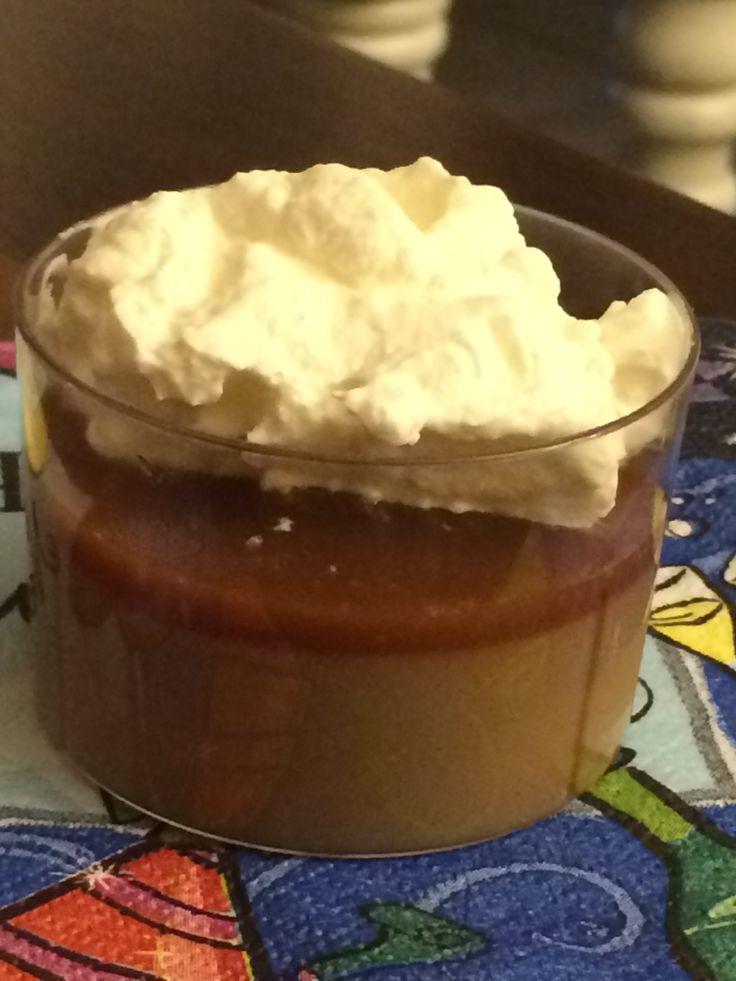 Salted Caramel Budino - Similar to North's Italia