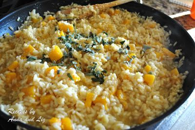 Butternut Cider Risotto With Lancashire Cheese Recipes — Dishmaps