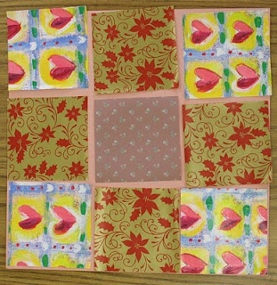 Free Quilt Lessons: Illustrated Quilt Instructions Page One