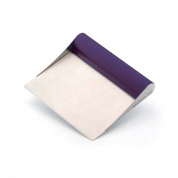 Rachael Ray Bench Scraper in Purple, available at the Food Network Store