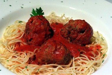 Super easy, super tasty meatball #recipe