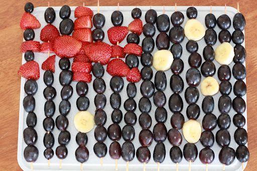 australia day fruit flag