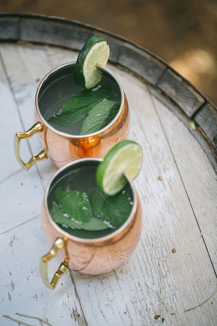 Moscow Mules / FORMA Photography on Hochzeitswahn