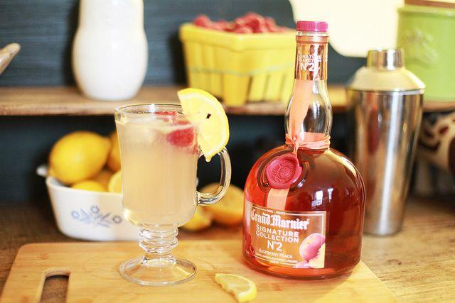 Grand Raspberry Peach Collins | Yummy Drinks | Pinterest