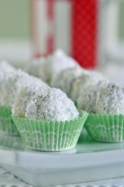 Lime Meltaways Recipe | Yummy | Pinterest