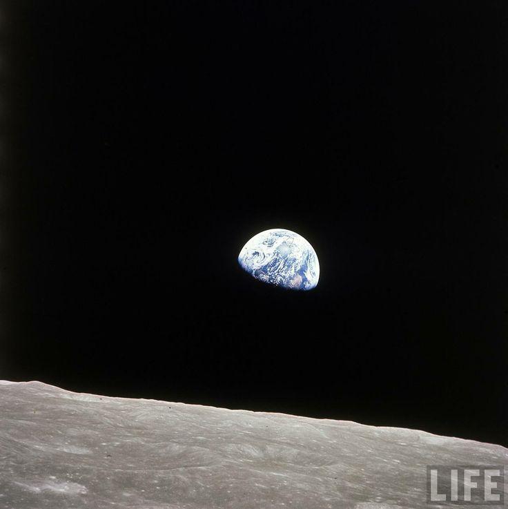 nasa earthrise 1968 - photo #12