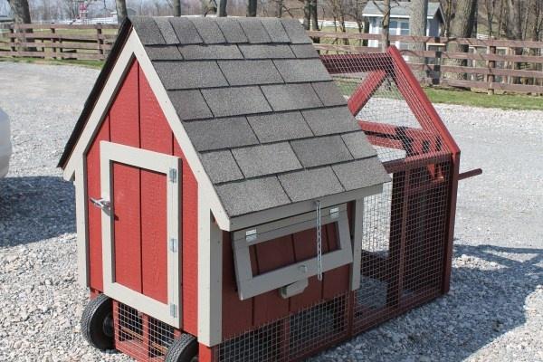 Portable free range chicken coop diy pinterest for Diy portable chicken coop