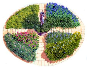 Create a Herb Garden Tips wrinkles Pinterest
