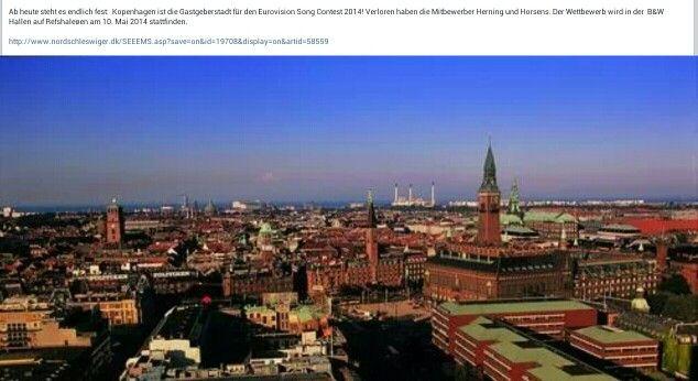 eurovision 2014 denmark place