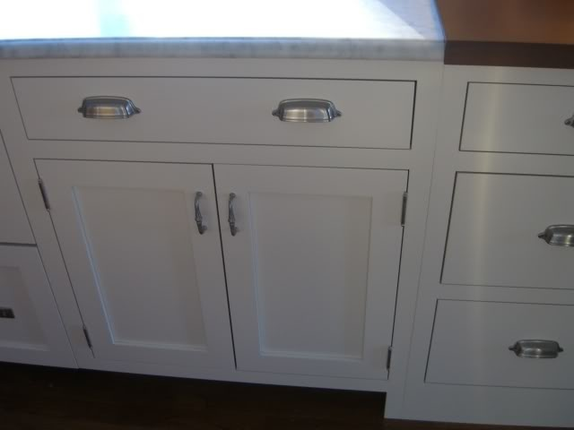 Inset Cabinet Doors And Drawers New Kitchen Cabinets Pinterest
