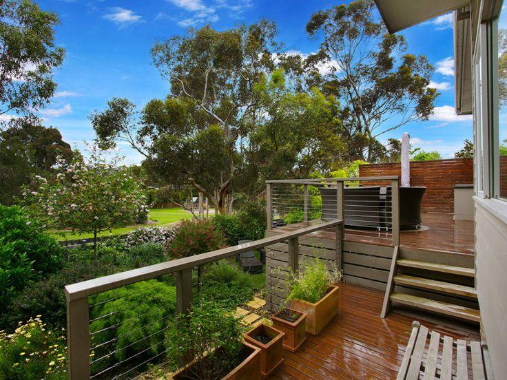 the australian suburban backyard  garden  Pinterest