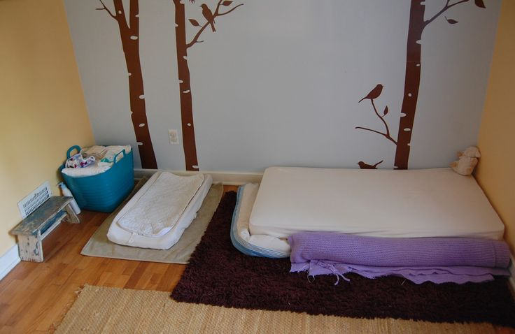 Floor Mattress for Baby | ... Vintage | Vintage and antique jewelry: Baby's room, 5 months later