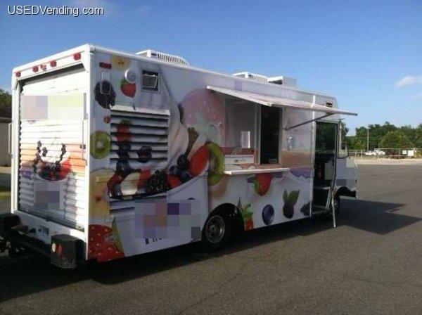 Ice Cream Food Trucks For Sale In Ga