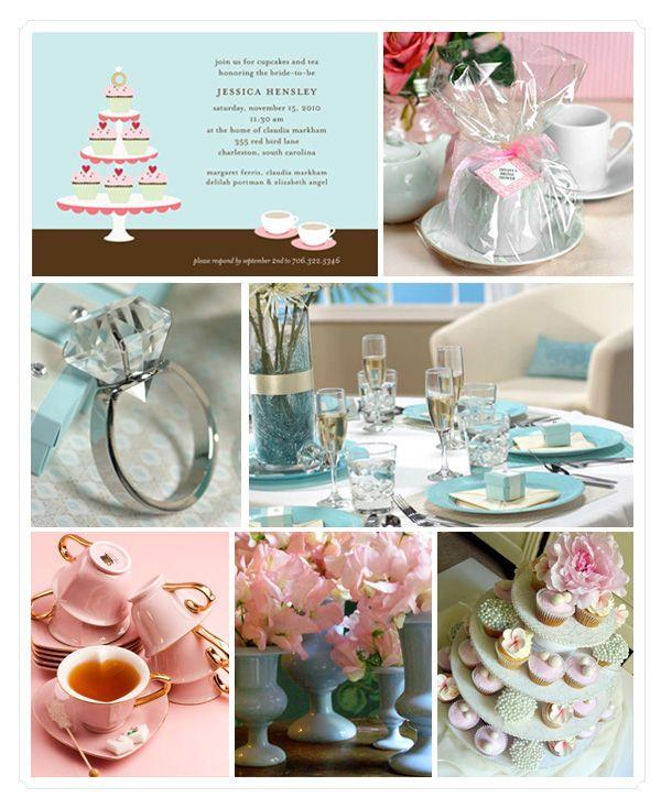 Settings Bridal Shower Ideas Pinterest