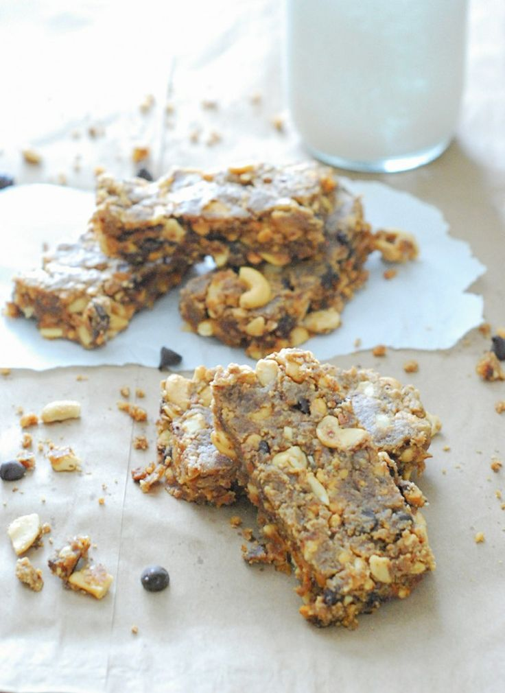Peanut Butter Breakfast Bars - So good with a cup of coffee or glass ...