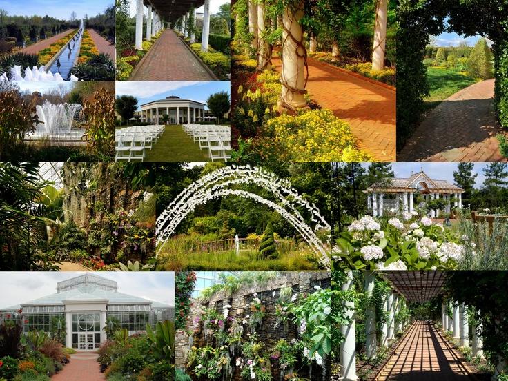 Daniel Stowe Botanical Garden My Dream Wedding 1 Pinterest