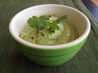 Creamy Avocado Yogurt Dip | My Recipe Endeavors | Pinterest