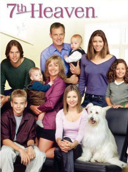 where to watch 7th heaven online for free