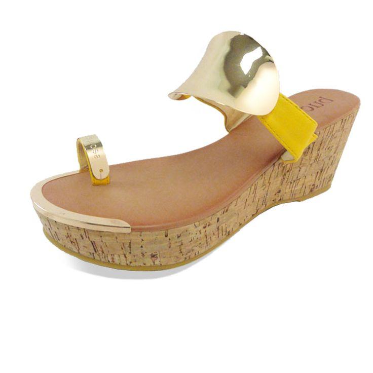 carmine wedge sandal bucco # shoes