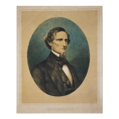 us civil war jefferson davis