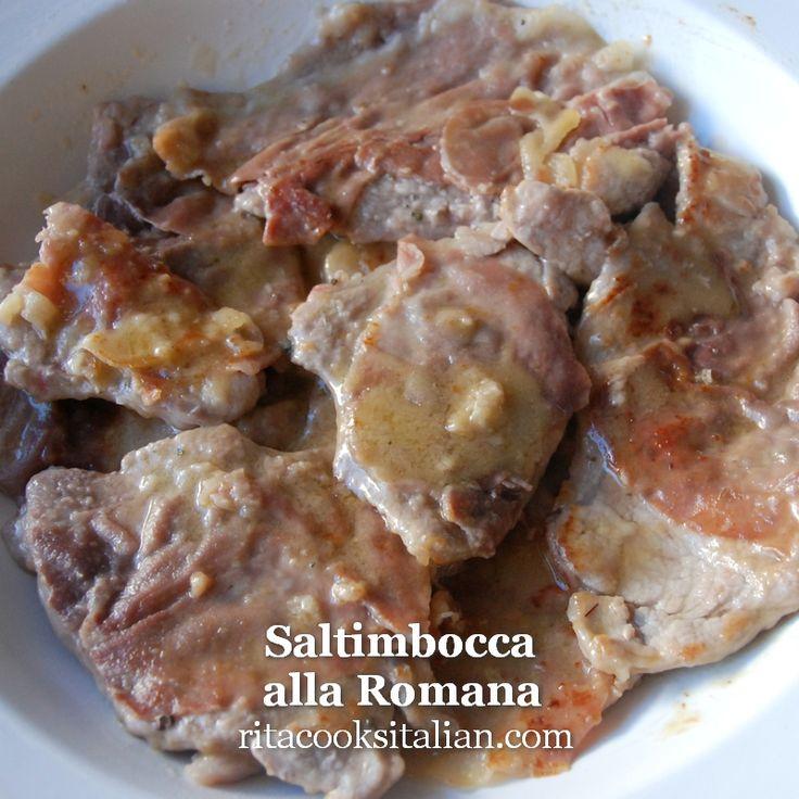 Saltimbocca alla Romana | good life | Pinterest
