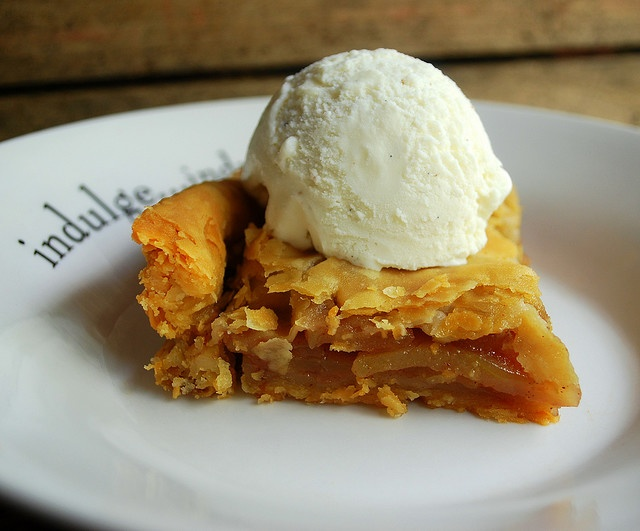 Michelle Obamas Apple Cobbler slice CU by firefly64, via Flickr