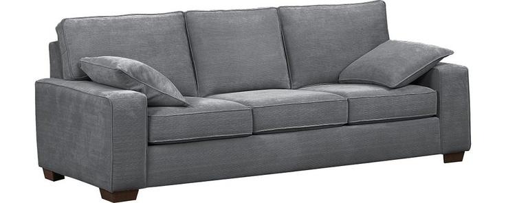 Living Room Furniture, Siesta Queen Sleeper | Havertys  | Couch
