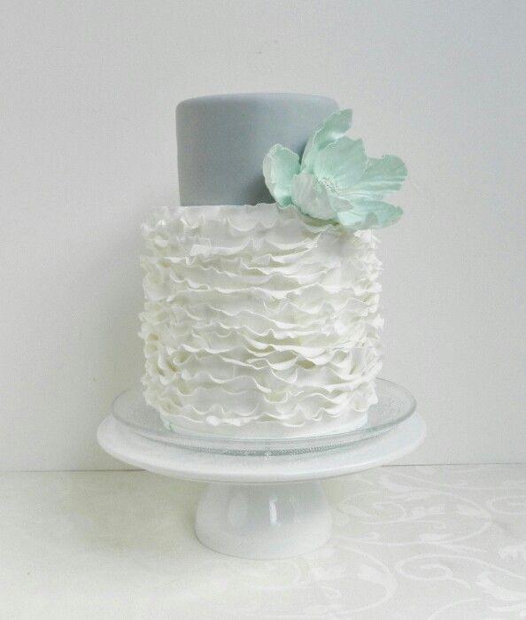 wedding ideas mint green gray and ivory wedding theme