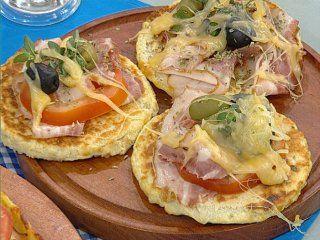 Recetas | Pizza para celíacos | Utilisima.com
