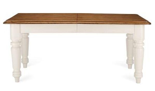 DIY Thin Rectangle Dining Table Refinished Mahogany Farmhouse Table