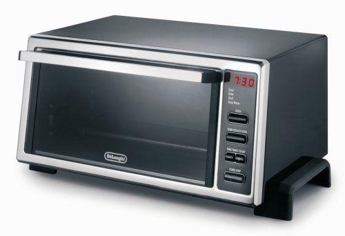 Black #and Decker TO1640B 1500-Watt 6-Slice Countertop Convection Oven