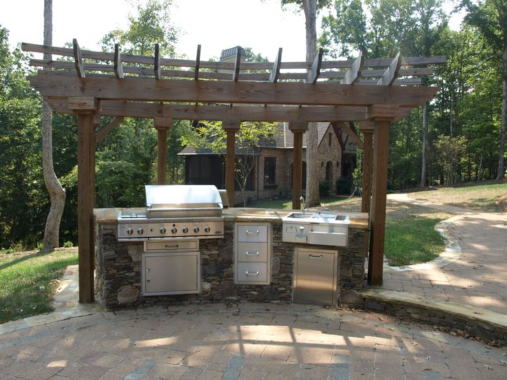 301 moved permanently for Outdoor kitchen ideas small spaces