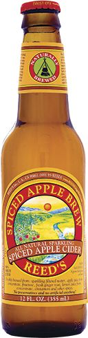 Reed's Spiced Apple Ginger Brew | Products to Try | Pinterest