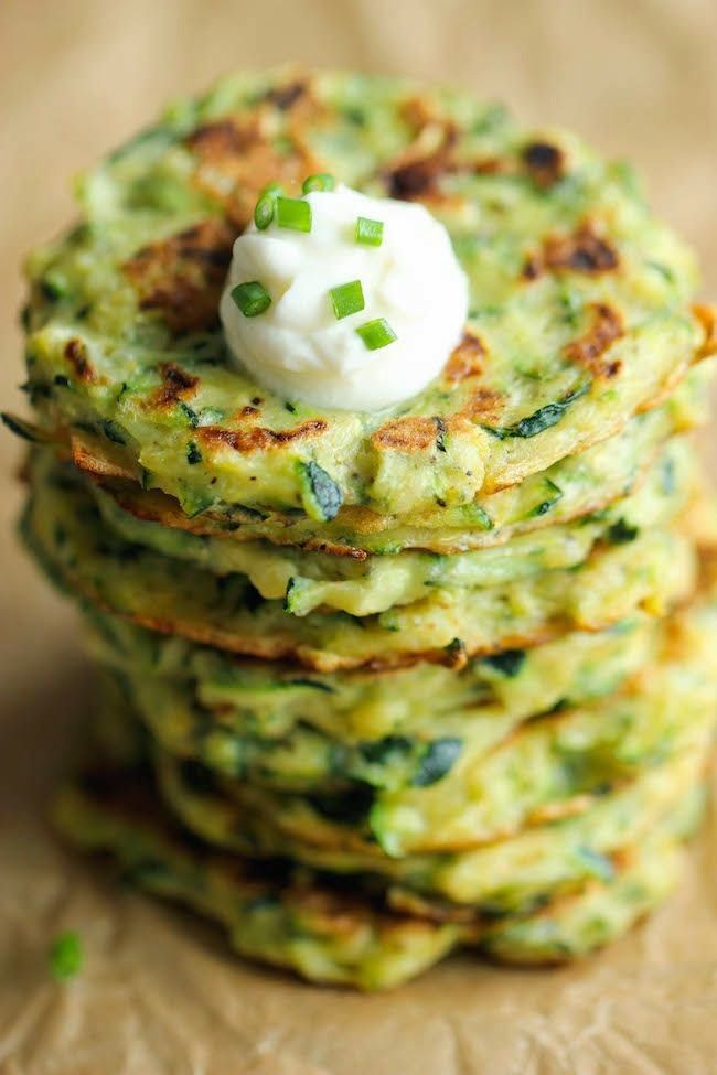 Zucchini Fritters | Favorite Recipes | Pinterest