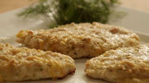 Garlic Cheddar Chicken Allrecipes.com | I'm No Chicken... | Pinterest
