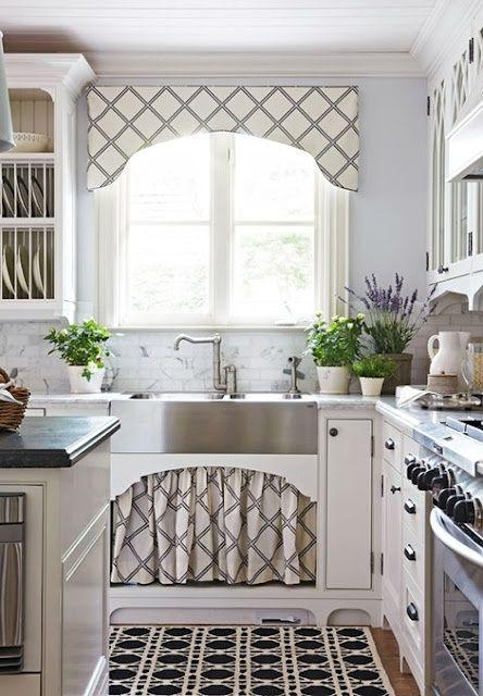 Excellent Kitchen Valances Window Treatments Over Sink 444 x 640 · 114 kB · jpeg
