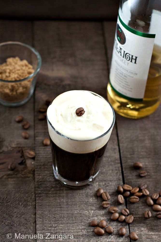 How to make a classic Irish Coffee, the perfect drink to celebrate St ...