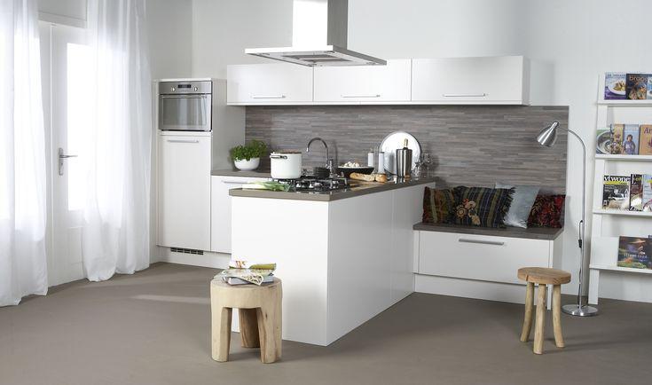 Bruynzeel Keuken Creme Vanille : Bruynzeel Olympia keuken in het magnolia ONZE KEUKENS Pinterest
