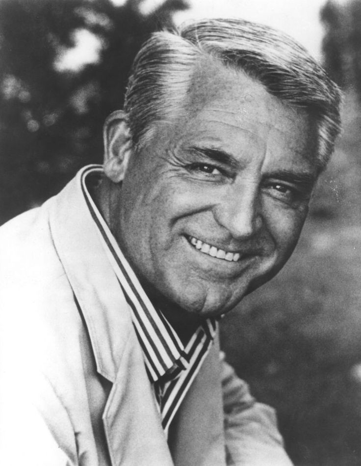 Cary Grant Hairstyles Haircuts And Hair