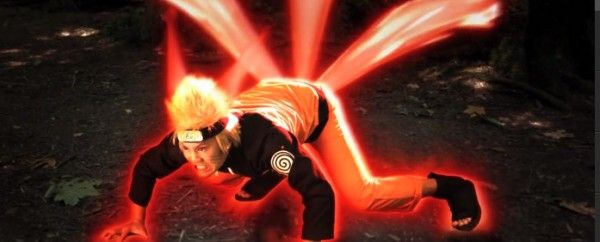 The official live action naruto movie trailer…okay not really