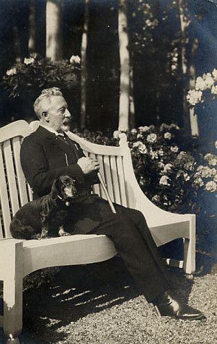 Kaiser wilhelm ii of germany in exile