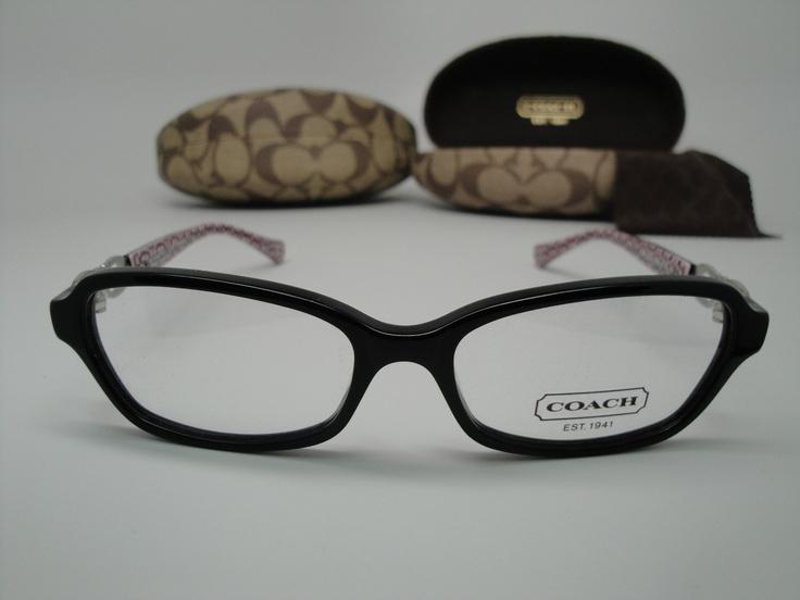 New Coach Eyeglass Frames : Coach HC 6017