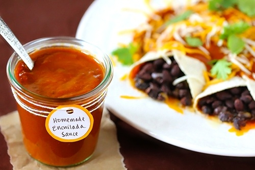 Chicken Enchilada Red Sauce Recipe | Holiday crap..Deco and Gifts ...
