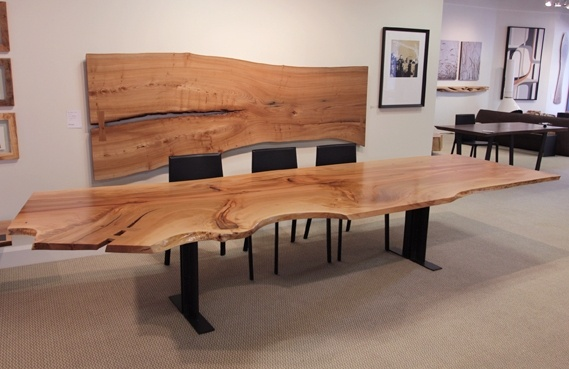 Beautiful Organic Wood Table For the Home