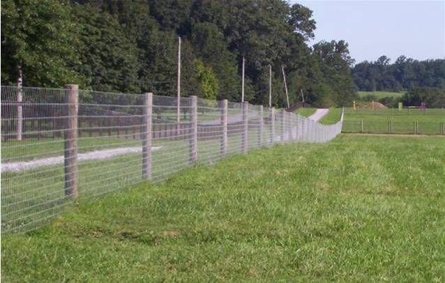 Farm Fence Barn Fencing Ideas Pinterest