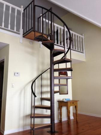 Best Spiral Staircase To Loft Jpg 337×450 Loft Living Stair P*Rn Pi… 400 x 300