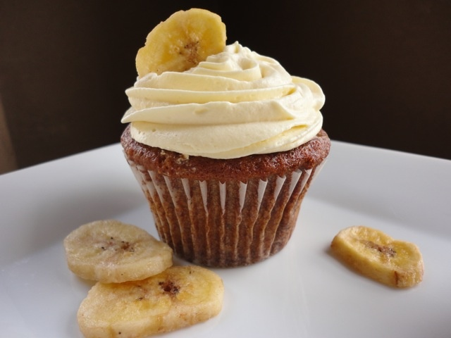Banana Cream Pie Cupcakes | Cupcakes | Pinterest