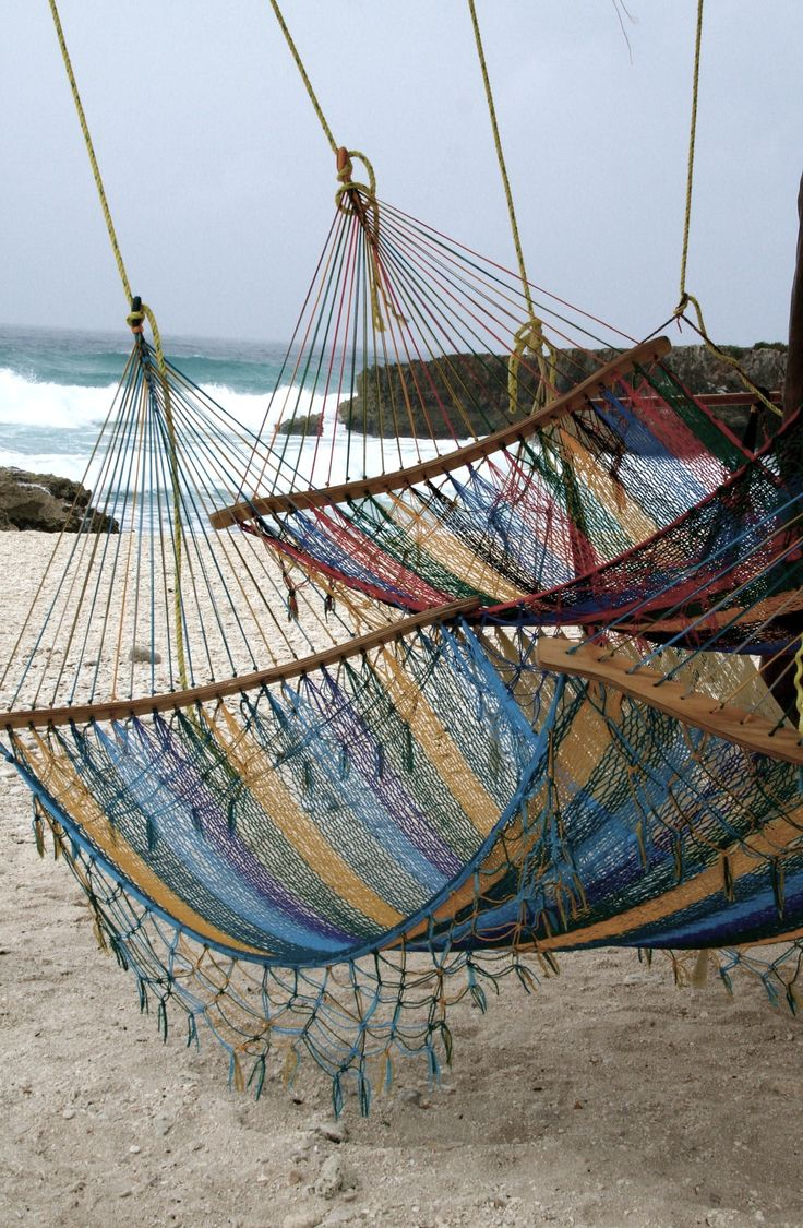 hammocks on the beach, Cozumel | The Beach; Best Place in the World ...