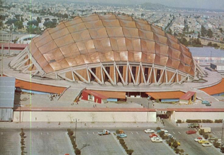 Palacio de los deportes 1970 el m xico de ayer pinterest for Puerta 7 palacio delos deportes