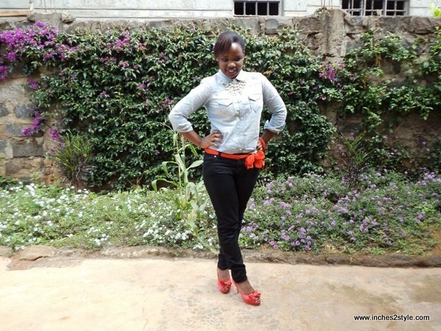 Style Icon: Elizabeth Akinyi